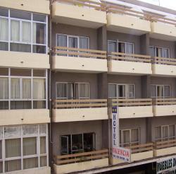 Hotel Valencia,Las Palmas de Gran Canaria (Gran Canaria)