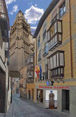 Hostal Pensión Reina Isabel,Toledo (Toledo)
