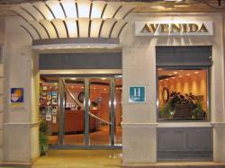 Hotel Avenida,Zaragoza (Zaragoza)