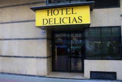 Hotel Delicias,Zaragoza (Zaragoza)
