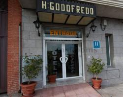 Hotel Godofredo,Toledo (Toledo)