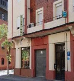 Pensión Miramar,Zaragoza (Saragoça)