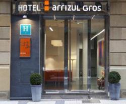 Hotel Arrizul Gros,San Sebastián (Guipuzcoa)
