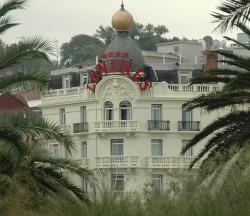 Hotel de Londres y de Inglaterra,San Sebastián (Guipúzcoa)