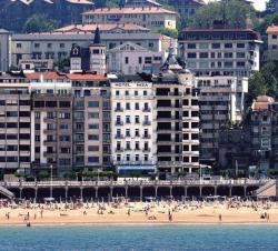Hotel Niza,San Sebastián (Guipuzcoa)