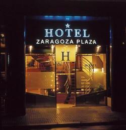 Hotel Zaragoza Plaza,San Sebastián (Guipúzcoa)