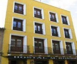 Hostal María Ronda,Madrid (Madrid)
