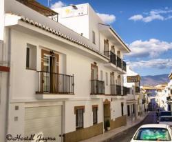 Hostal Jayma,Salobreña (Granada)