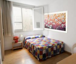Residencia Universitaria Augusta,Barcelona (Barcelona)