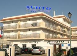Hotel Apartamentos Loto Conil,Conil de la Frontera (Cádiz)