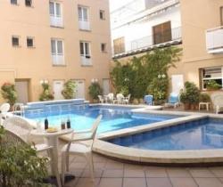 Hotel Parkhotel,Tossa de Mar (Girona)
