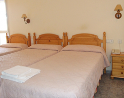 Hostal Baix Ebre,Amposta (Tarragona)