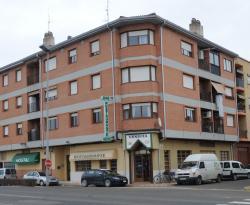 Hostal Venecia,Azagra (Navarra)