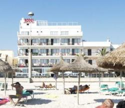 Hostal Rodes,Can Pastilla (Ilhas Baleares)