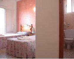 Hostal París,Ciutadella de Menorca (Menorca)