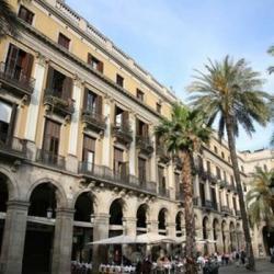 Hostal Ambos Mundos,Barcelona (Barcelona)