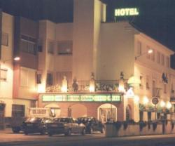Hotel El Faisán,Arcos de la Frontera (Cádiz)