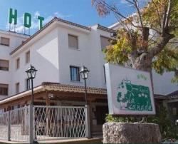 Hotel La Cañada,Horche (Guadalajara)