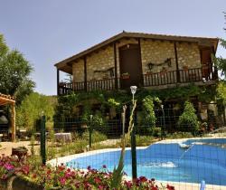 Hotel Rural Los Quiñones,Peralejos de las Truchas (Guadalajara)