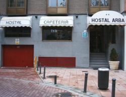 Hostal Arba,Alcobendas (Madrid)