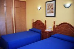 Hotel Mediterráneo Carihuela,Torremolinos (Malaga)