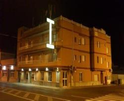 Hotel Trabuco,Santiago de la Ribera (Murcia)