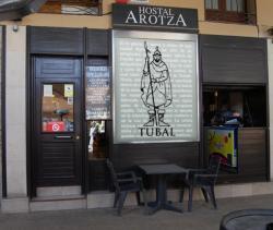 Hostal Arotza,Tafalla (Navarra)