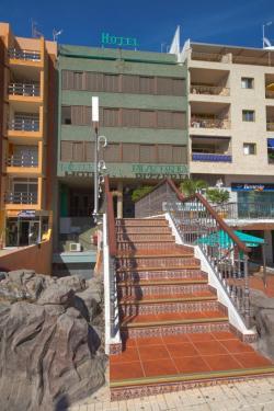 Hotel Andrea's,Los Cristianos (Tenerife)