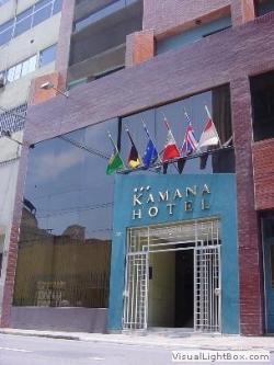 Hotel Kamaná,Lima (Lima)