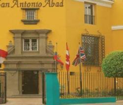 San Antonio Abad,Miraflores (Lima)