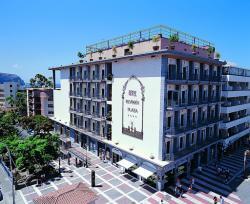 Hotel Reverón plaza,Los Cristianos (Tenerife)
