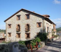 Hospedería Santillana,Santillana del Mar (Cantabria)
