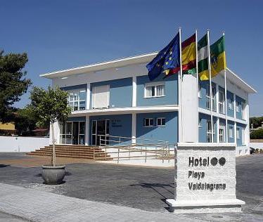 Hotel playa valdelagrana en el puerto de santa mar a - Hotel campomar el puerto de sta maria ...