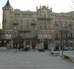 Hostal La Masia,Manresa (Barcelona)