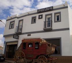 Hostal Rural Alba,Níjar (Almería)