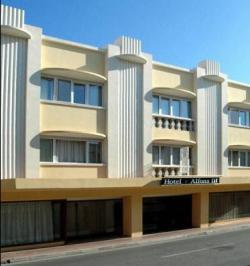 Hotel Alfonso III,Ciutadella de Menorca (Menorca)