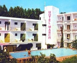 Hotel March,San Antonio Abad (Ibiza)
