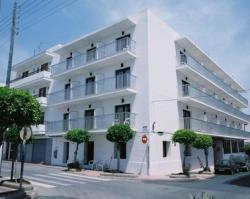 Hostal Cervantes,Sant Antoni de Portmany (Ibiza)