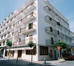 Hostal Mallorca,Sant Antoni de Portmany (Ibiza)