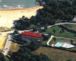 Hotel Campomar,Isla (Cantabria)