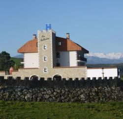 Hostal Hospedería Las Calzadas,San Vicente de la Barquera (Cantabria)