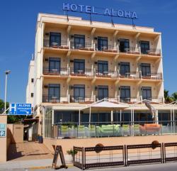 Hotel Aloha,Burriana (Castellón)