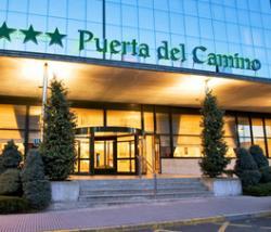 Hotel Puerta del Camino,Santiago de Compostela (A Coruña)