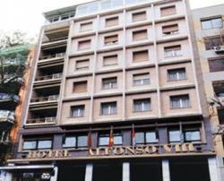 Hotel Alfonso VIII,Cuenca (Cuenca)
