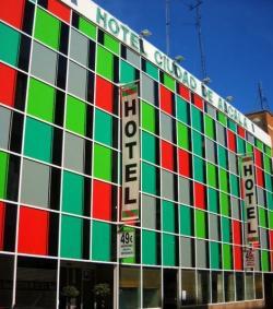 Hotel Ciudad de Alcalá,Alcalá de Henares (Madrid)