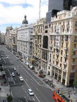 Hostal Luis XV,Madrid (Madrid)