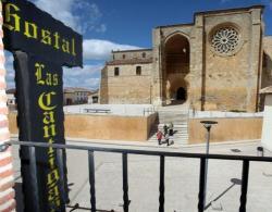 Hostal Las Cántigas,Villalcázar de Sirga (Palencia)