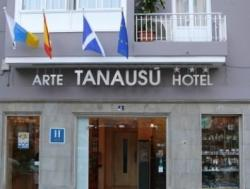 Hotel Tanausu,Santa Cruz de Tenerife (Tenerife)