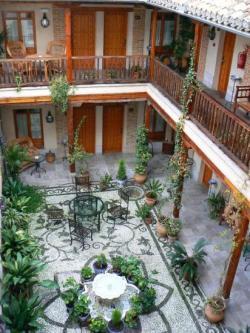 Abadía Hotel,Granada (Granada)