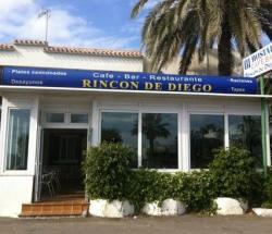 Hostal Rincon de Diego,Mojácar (Almería)
